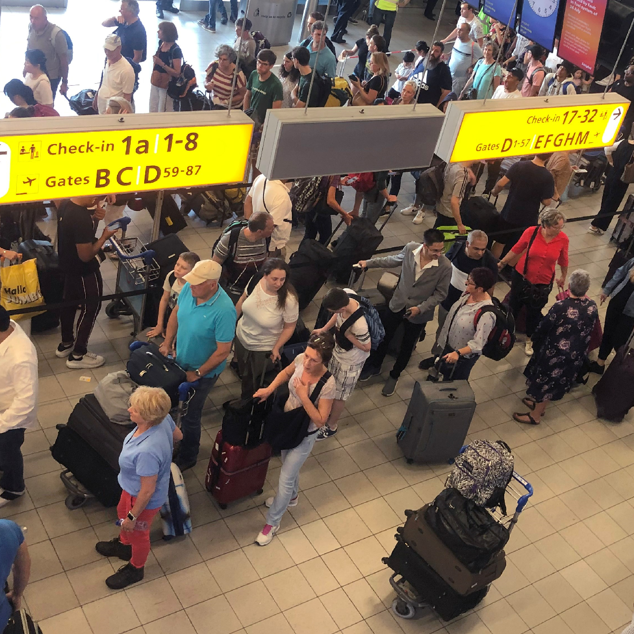Post-pandemic Contactless Airports 'could Be Upgrade For