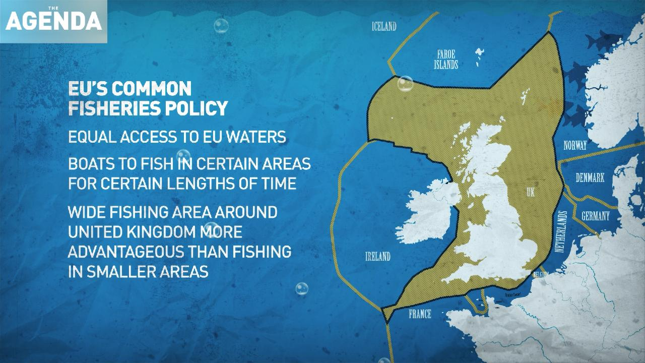 Could Fishermen Struggle After Brexit Amid Potential Uk Water Bans Cgtn