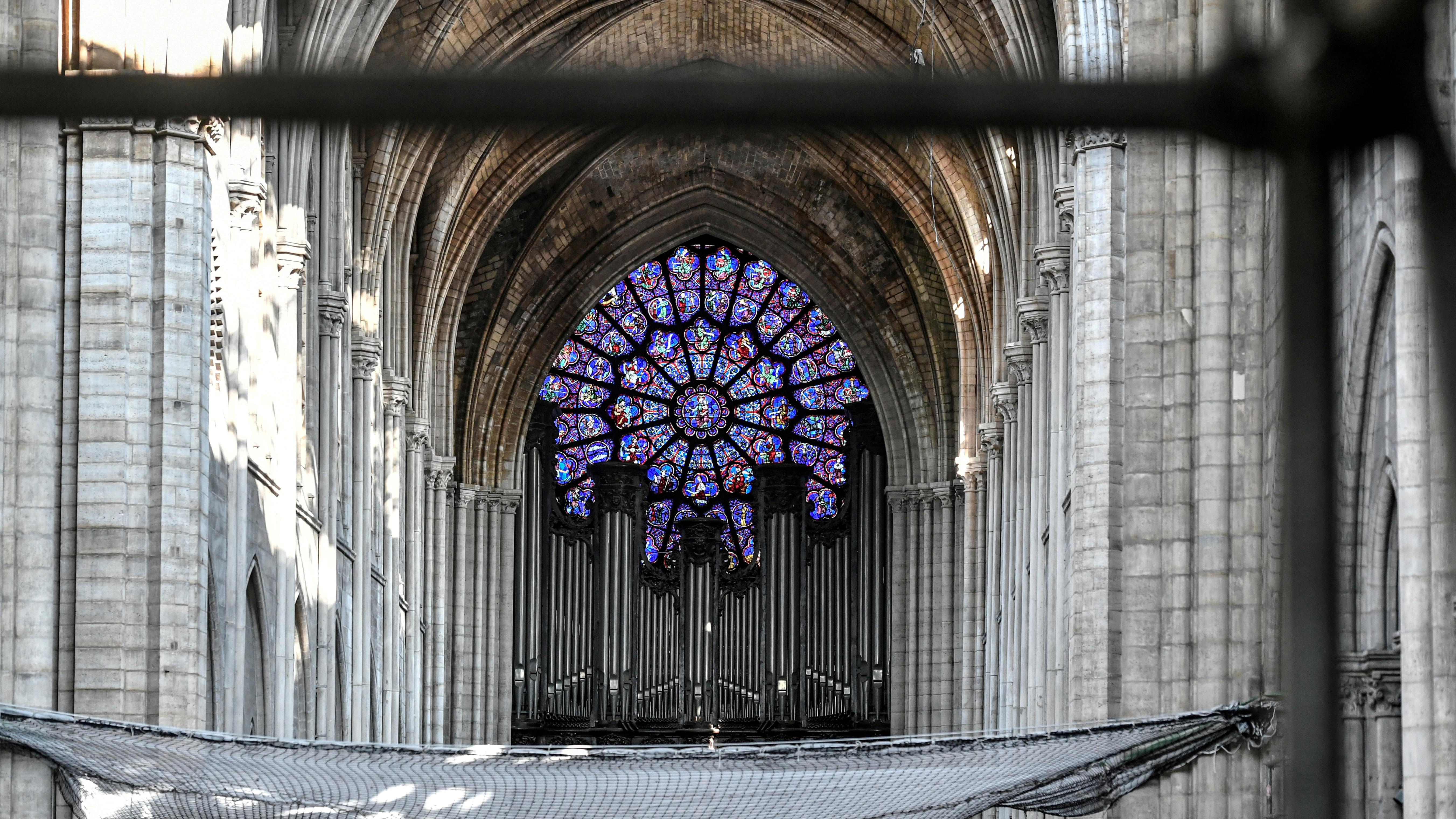 Restoring The Voice Of Paris S Notre Dame Cathedral Cgtn