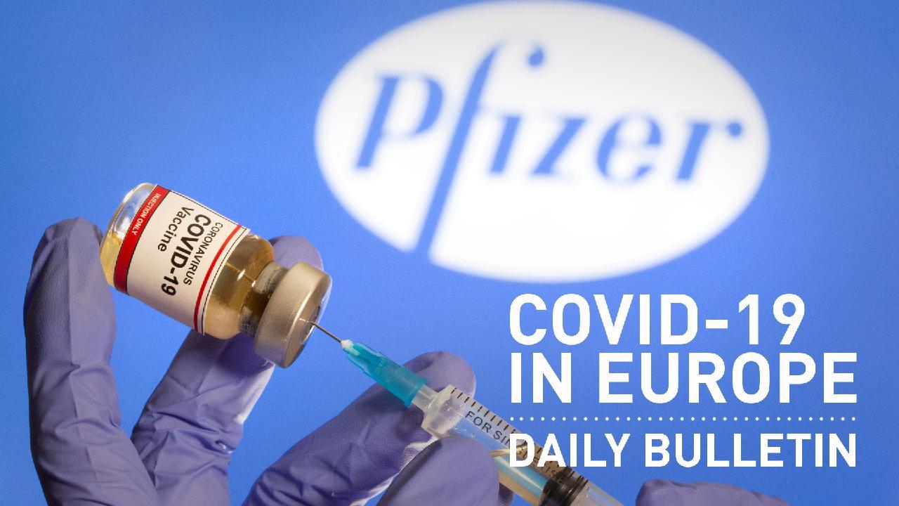 Ξεκινούν οι εμβολιασμοί στην ΕΕ, η Ισπανία εξετάζει την εβδομάδα 4 ημερών: Δελτίο COVID-19