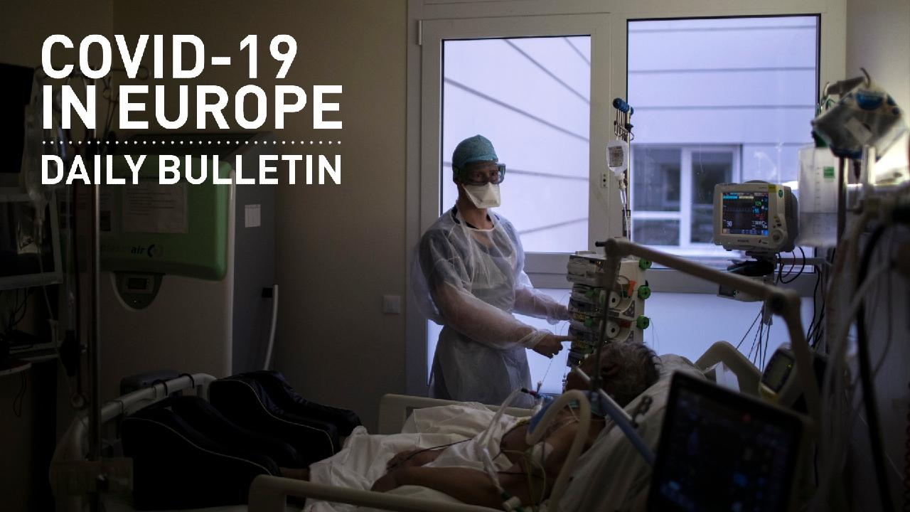 French ICU cases soar, Irish schools reopen: COVID-19 daily bulletin